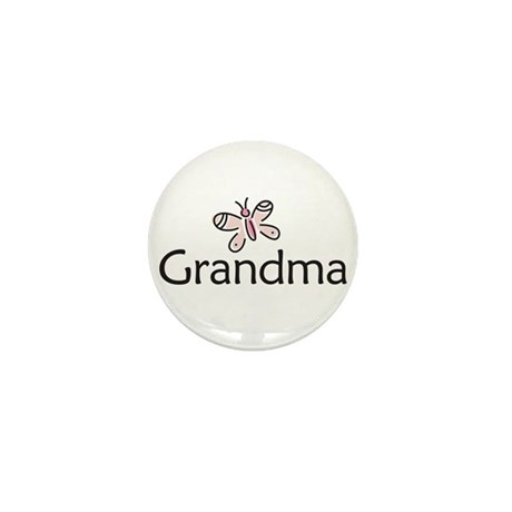 Grandma Mini Button