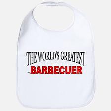 """The World's Greatest Barbecuer"" Bib"