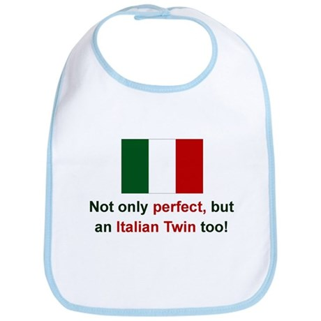 Italian Twin-Perfect Bib