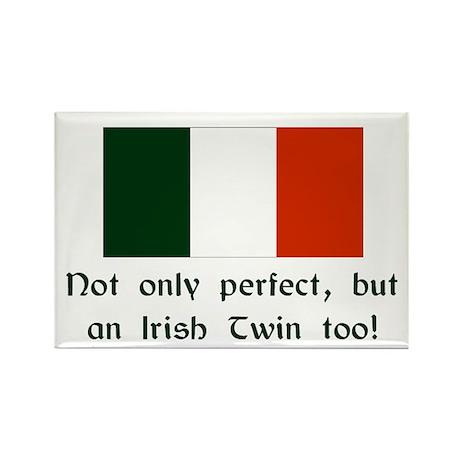 Irish Twin-Perfect Rectangle Magnet