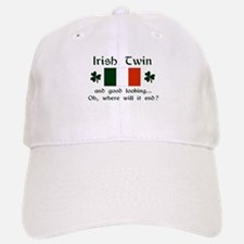 Irish Twin-Good Looking Baseball Baseball Cap