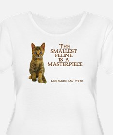 The smallest feline is a masterpiece T-Shirt