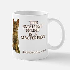The smallest feline is a masterpiece Mug