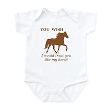 You WISH Infant Bodysuit