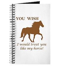 You WISH Journal