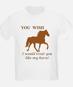 You WISH Kids T-Shirt