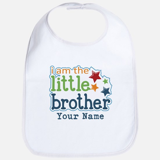 Little Brother - Personalized Bib