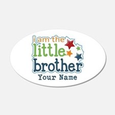 Little Brother - Personalized Wall Decal