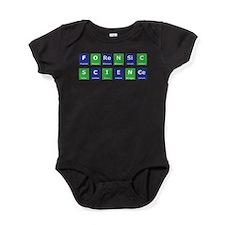 Periodic Table Baby Bodysuit