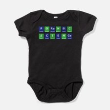Periodic Table Baby Bodysuit