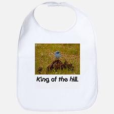 King Of The Hill Bib