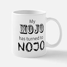 My MOJO turned to NOJO Mugs