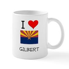I Love Gilbert Arizona Mugs