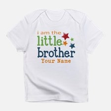 I am the Little Brother Infant T-Shirt