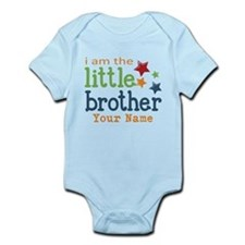 I am the Little Brother Onesie