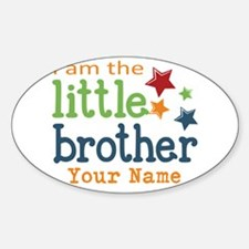 I am the Little Brother Decal