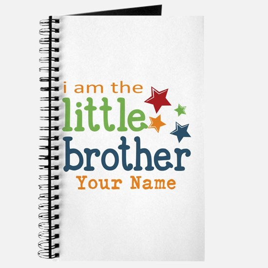 I am the Little Brother Journal