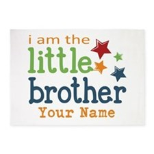 I am the Little Brother 5'x7'Area Rug