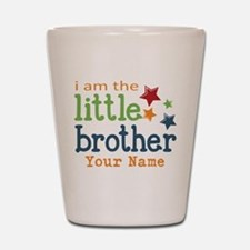 I am the Little Brother Shot Glass