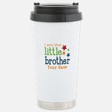 I am the Little Brother Stainless Steel Travel Mug