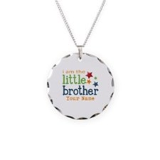I am the Little Brother Necklace