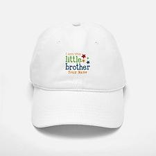 I am the Little Brother Baseball Baseball Cap