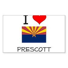 I Love Prescott Arizona Decal