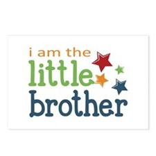 Little Brother Postcards (Package of 8)