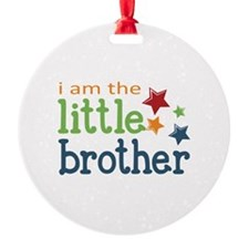 Little Brother Ornament