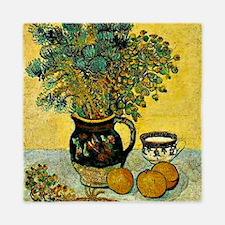 Van Gogh - Still Life Majolica Jug wit Queen Duvet
