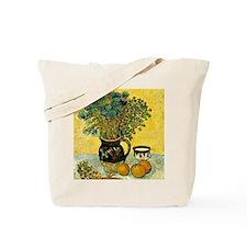 Van Gogh - Still Life Majolica Jug with W Tote Bag