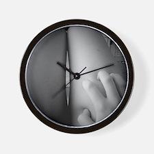 skinny kills Wall Clock