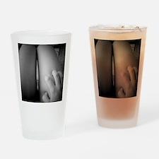 skinny kills Drinking Glass