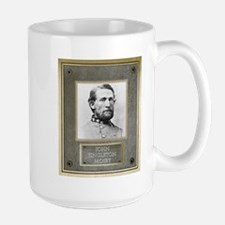 Bronze Plaque - John S. Mosby Mugs