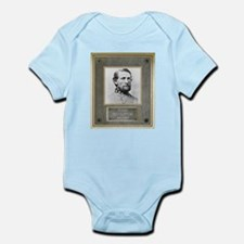Bronze Plaque - John S. Mosby Body Suit