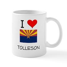 I Love Tolleson Arizona Mugs
