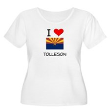 I Love Tolleson Arizona Plus Size T-Shirt