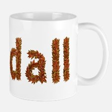 Randall Fall Leaves Mugs