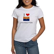 I Love Litchfield Park Arizona T-Shirt