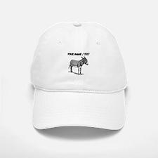 Custom Mule Sketch Baseball Cap
