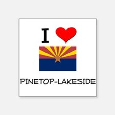 I Love Pinetop-Lakeside Arizona Sticker