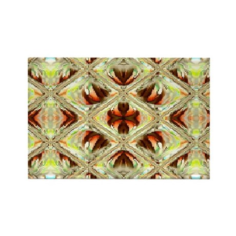 Tiles & More #7 Rectangle Magnet (10 pack)