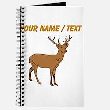 Custom Brown Deer Journal