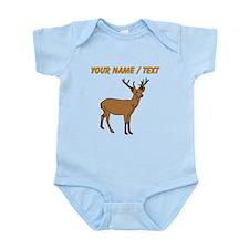Custom Brown Deer Body Suit