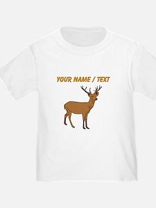 Custom Brown Deer T-Shirt
