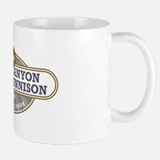 Black Canyon o the Gunnison National Park Mugs