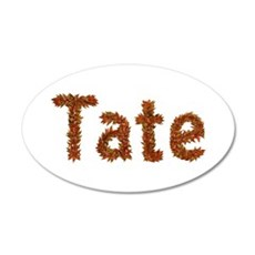 Tate Fall Leaves Wall Decal