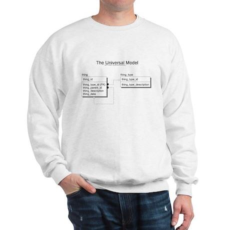 Universal Model Sweatshirt