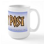 Large Mug with Huge Logo