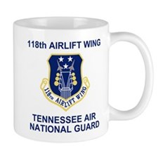 118th Airlift Wing Coffee Cup